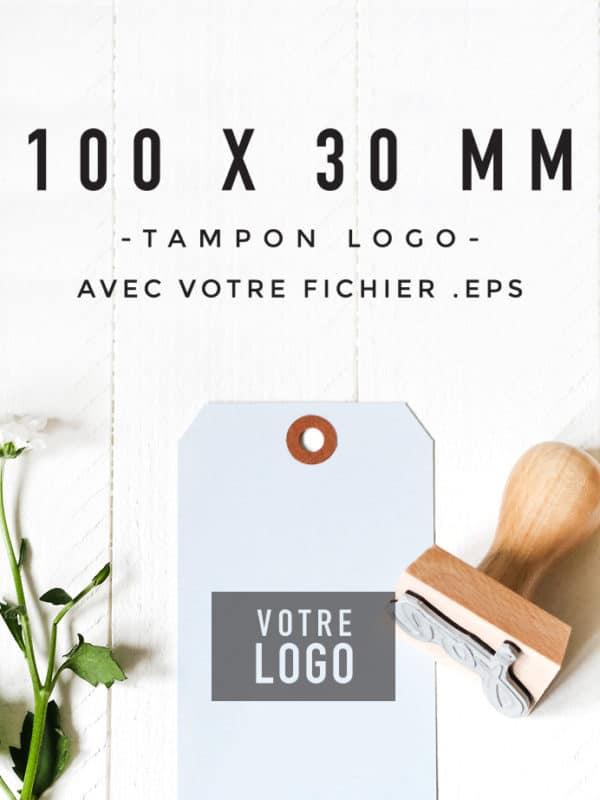 Tampon Logo 100x30 BLOOMINI STUDIO