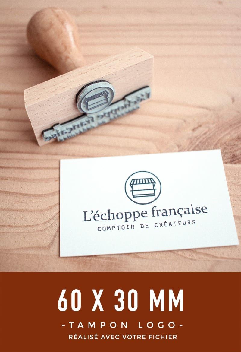 commande-tampon-encreur-bois-logo-personnalise