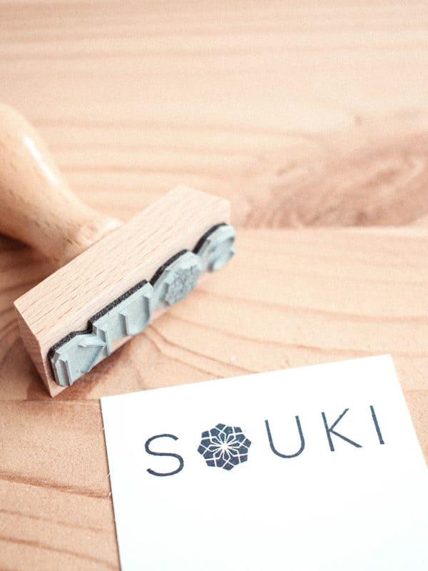 tampon-en-bois-logo-souki