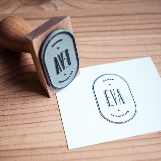 tampon-logo-maison-de-coiffure-eva-lille